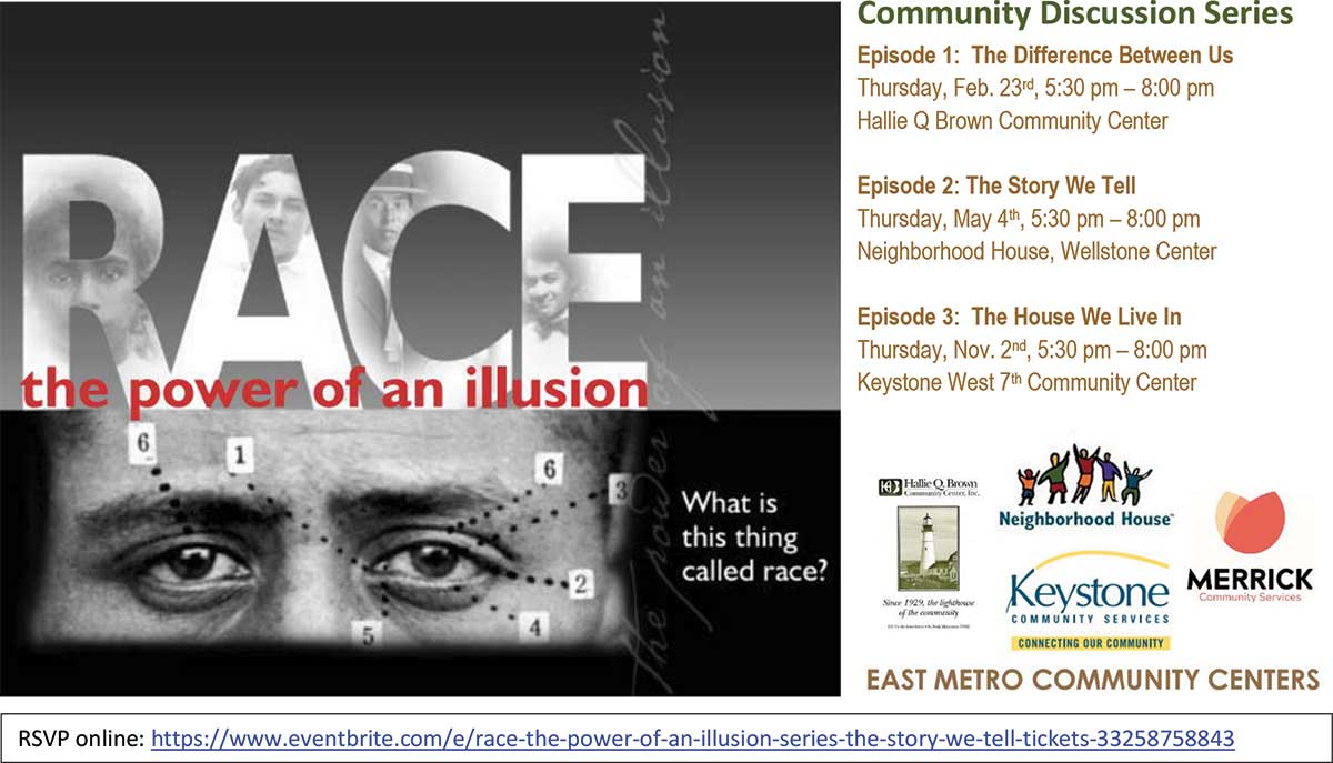 race the power of illusion Race - the power of illusion is a three part documentary about the origin of the term race and some individual views on how race is determined the.